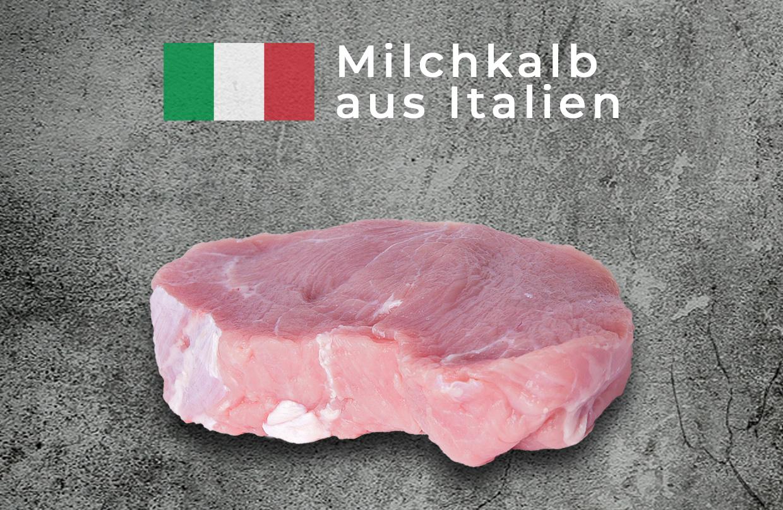 Milchkalb aus Italien
