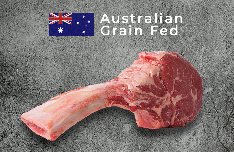 Australian Grain Feed Tomahawk